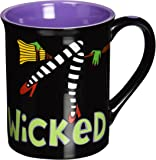 "Our Name is Mud ""Wicked"" Stoneware Mug, 16 oz."