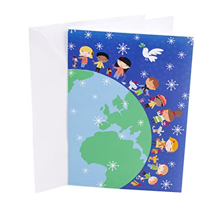 unicef kids around the world holiday boxed greeting cards 16 cards17 envelopes - Unicef Holiday Cards