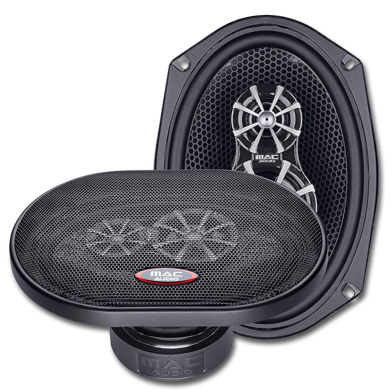 Mac Audio Performance X 69.3 Hauts Parleurs Auto 150 x 230