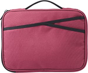 AmazonBasics Tablet Case Sleeve Bag - 10-Inch, Maroon