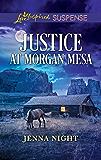 Justice At Morgan Mesa (Mills & Boon Love Inspired Suspense)