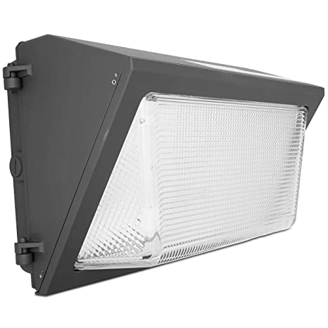 Green Beam LED Wall Pack with Motion Sensor Fixture, 120 Watt LED Wall Pack,