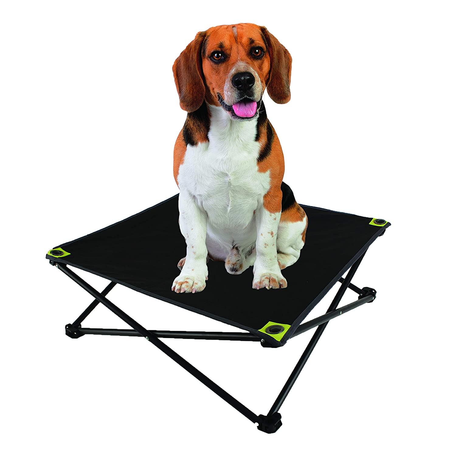 Hyper Pet Elevated Pet Bed For Small, Medium & Large Dogs