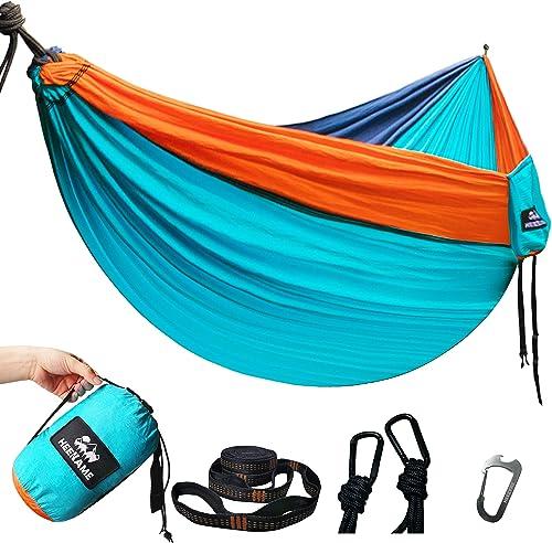 HEEKAME Double Camping Hammock,Portable Hammock