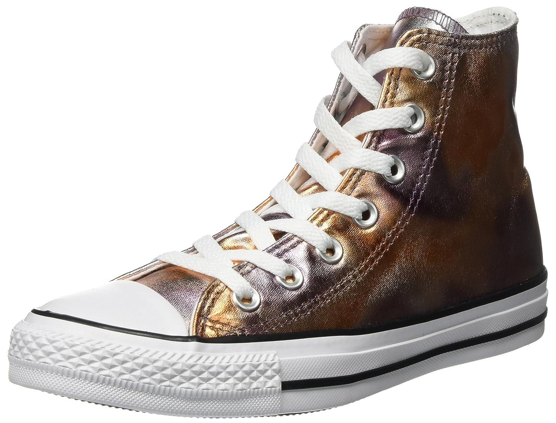 Converse Unisex-Erwachsene CTAS Hi Mehrfarbig Dusk Pink/Weiß/schwarz Hohe Sneaker Mehrfarbig Hi (Dusk Pink) 3e4d93