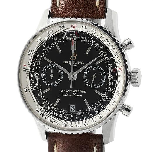 Breitling Navitimer automatic-self-wind Mens Reloj a26322 (Certificado) de segunda mano: Breitling: Amazon.es: Relojes