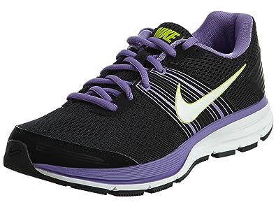 Nike Air Pegasus+ 29 (Kids) - Black / White-Iris-Atomic Green