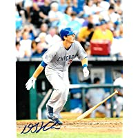 $40 » Autographed DJ LeMahieu Photo - CHICAGO CUBS 8x10 - Autographed MLB Photos