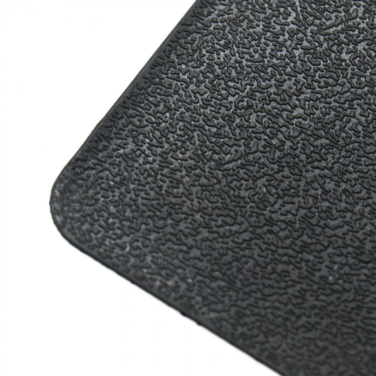 HUELE 2 Pcs Anti-Slip Car Dashboard Mat Mounting Pad for Cell Phones Sunglasses Black 10.6 x 5.9