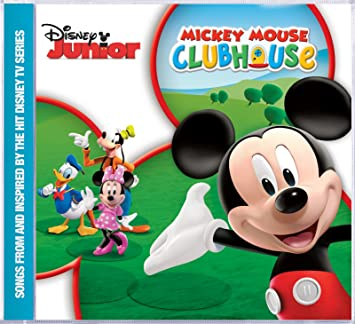Disney Mickey Mouse Clubhouse Amazoncom Music