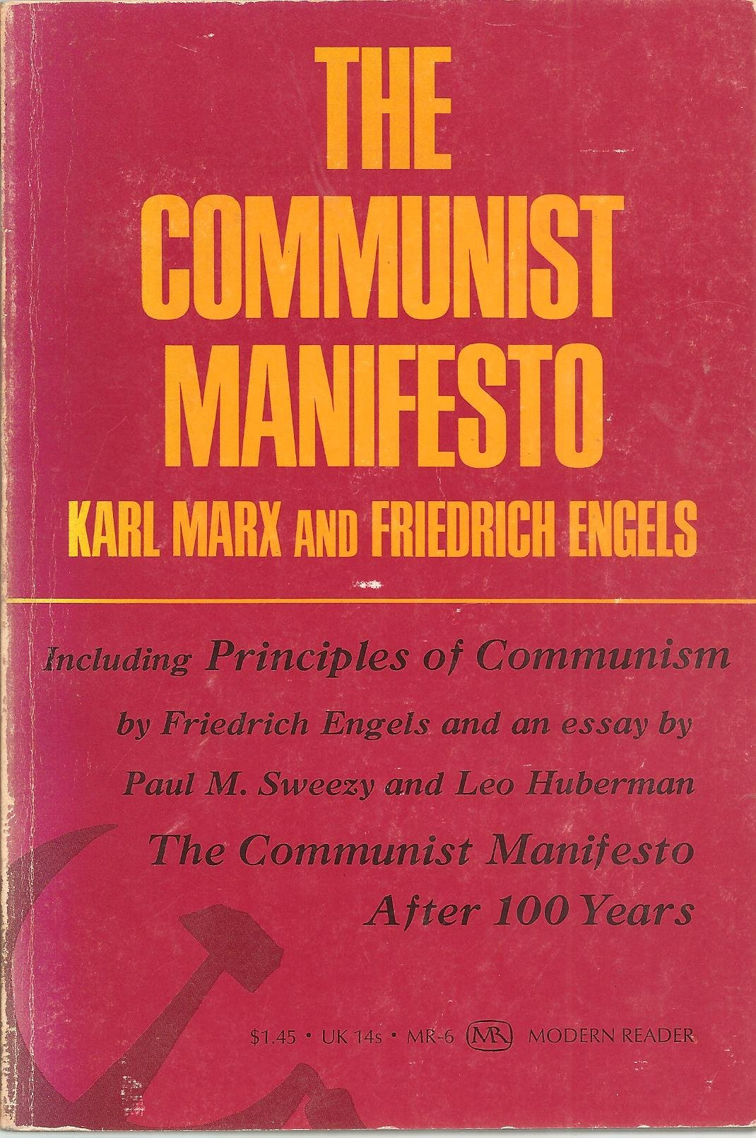 the communist manifesto principles of communism the communist  the communist manifesto principles of communism the communist manifesto after 100 years friedrich engels karl marx amazon com books