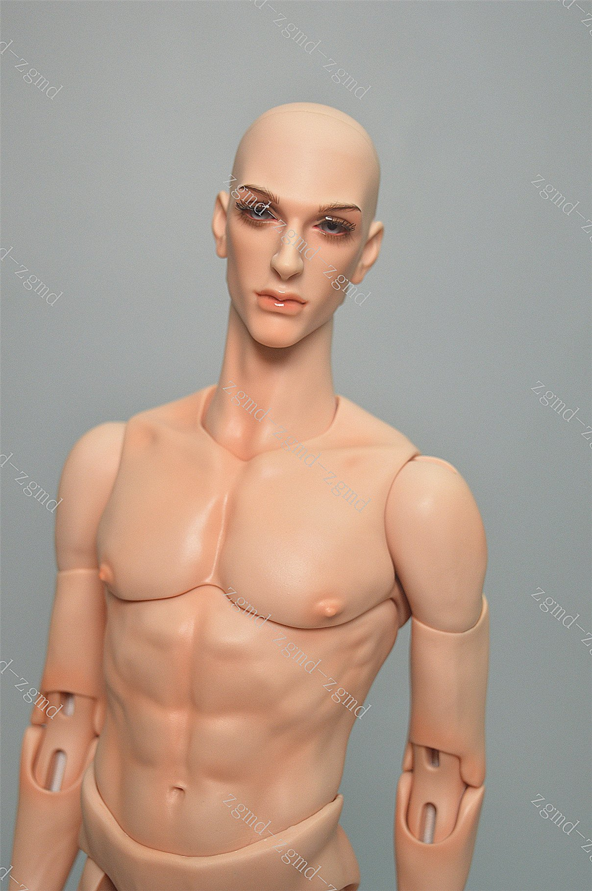 Zgmd 1/4 BJD doll SD doll Philips full male doll contains face make up by Zgmd (Image #3)