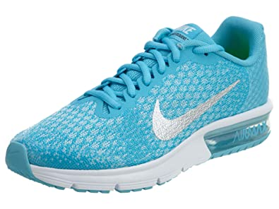 low priced ed043 4558b Nike Girls Air Max Sequent 2 (Gs) Running Shoe Size 6.5Y Girl Grade
