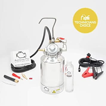 Amazon com: Premium EVAP Vacuum Smoke Machine Leak Detector