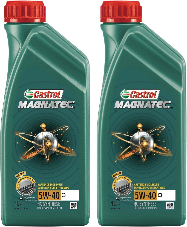 Castrol Magnatec 5w 40 C3 2l 2x1l Auto