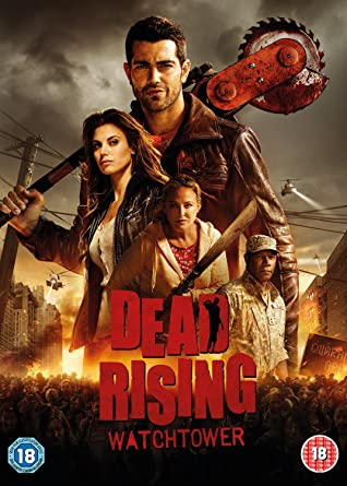 Amazon Com Dead Rising Watchtower Dvd Movies Tv
