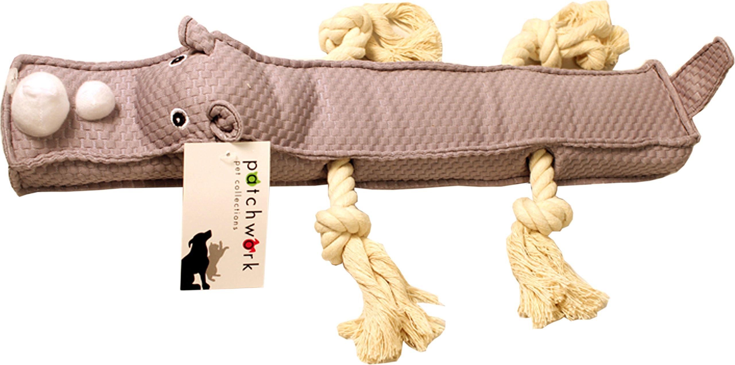 Patchwork Pet Rhino Stick, 20''