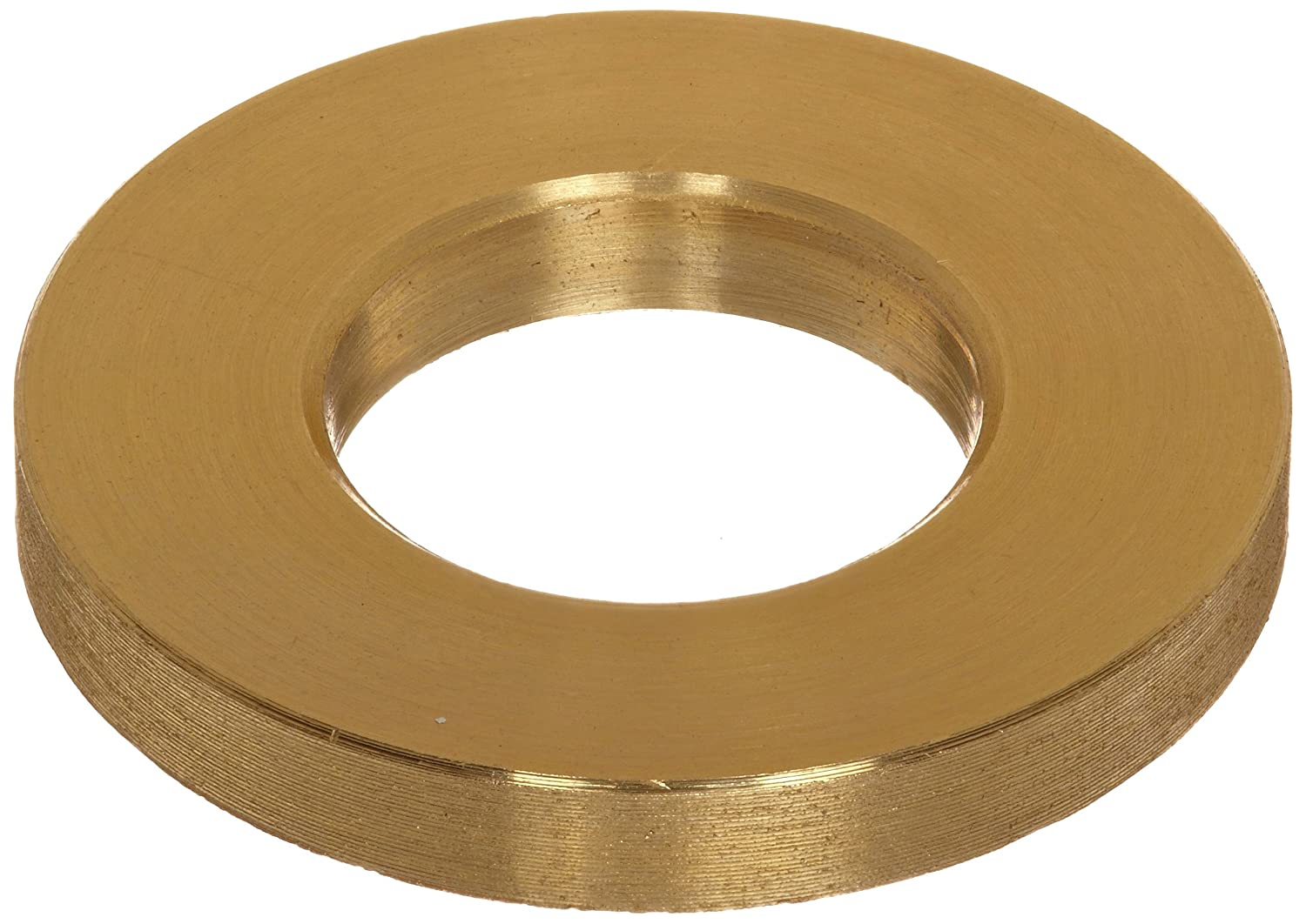 0.188 OD Made in US #2 Hole Size Brass Flat Washer 0.094 ID Pack of 25 0.028 Nominal Thickness