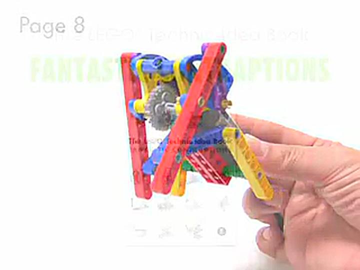 The LEGO Technic Idea Book: Fantastic Contraptions: Yoshihito ...