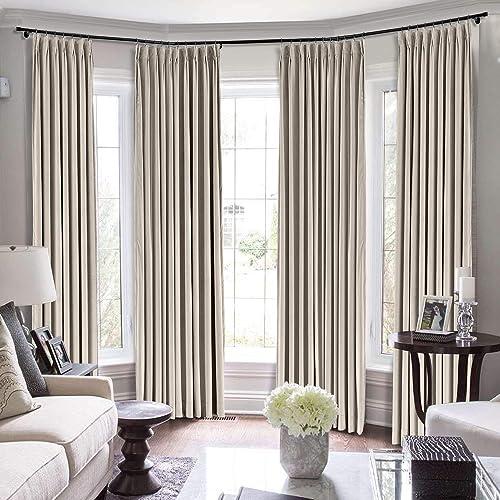 TWOPAGES Loft Curtains