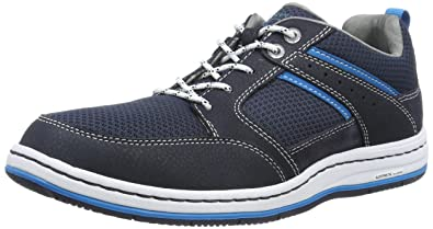 Rockport Blucher Mdgd, Chaussures Homme, Bleu Marine, 40 EU