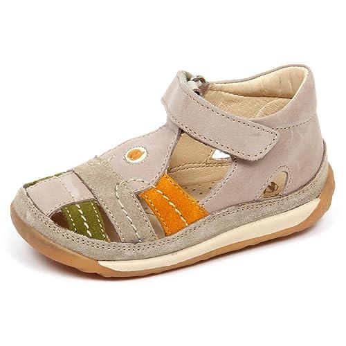 Naturino E5916 Sandalo Bimbo Taupe Falcotto Scarpe Primi Passi Shoe Baby  Boy  19  ced70be69cb
