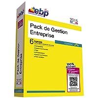 EBP Pack de Gestion Entreprise Classic 2015 + 100% Gagnant