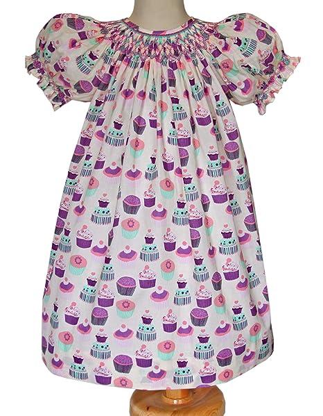 Amazon.com: carouselwear las niñas vestido de fiesta de ...