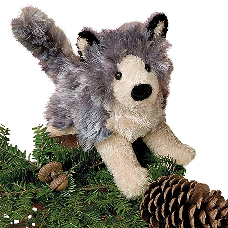 US Cuddle Toys 1342 Dog Rattle Doll Douglas Co