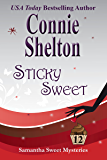 Sticky Sweet: Samantha Sweet Mysteries, Book 12 (Samantha Sweet Magical Cozy Mystery Series)