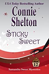 Sticky Sweet: Samantha Sweet Mysteries, Book 12 (Samantha Sweet Magical Cozy Mystery Series) Kindle Edition
