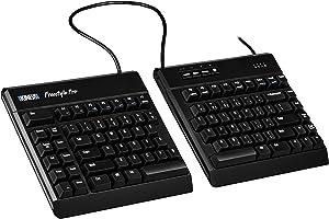 Kinesis Freestyle Pro Ergonomic Split Mechanical Keyboard (Cherry MX Brown Switches) - KB900-brn
