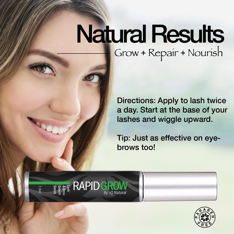Amazon Eyelash Growth Serum For Thicker Longer Lashes