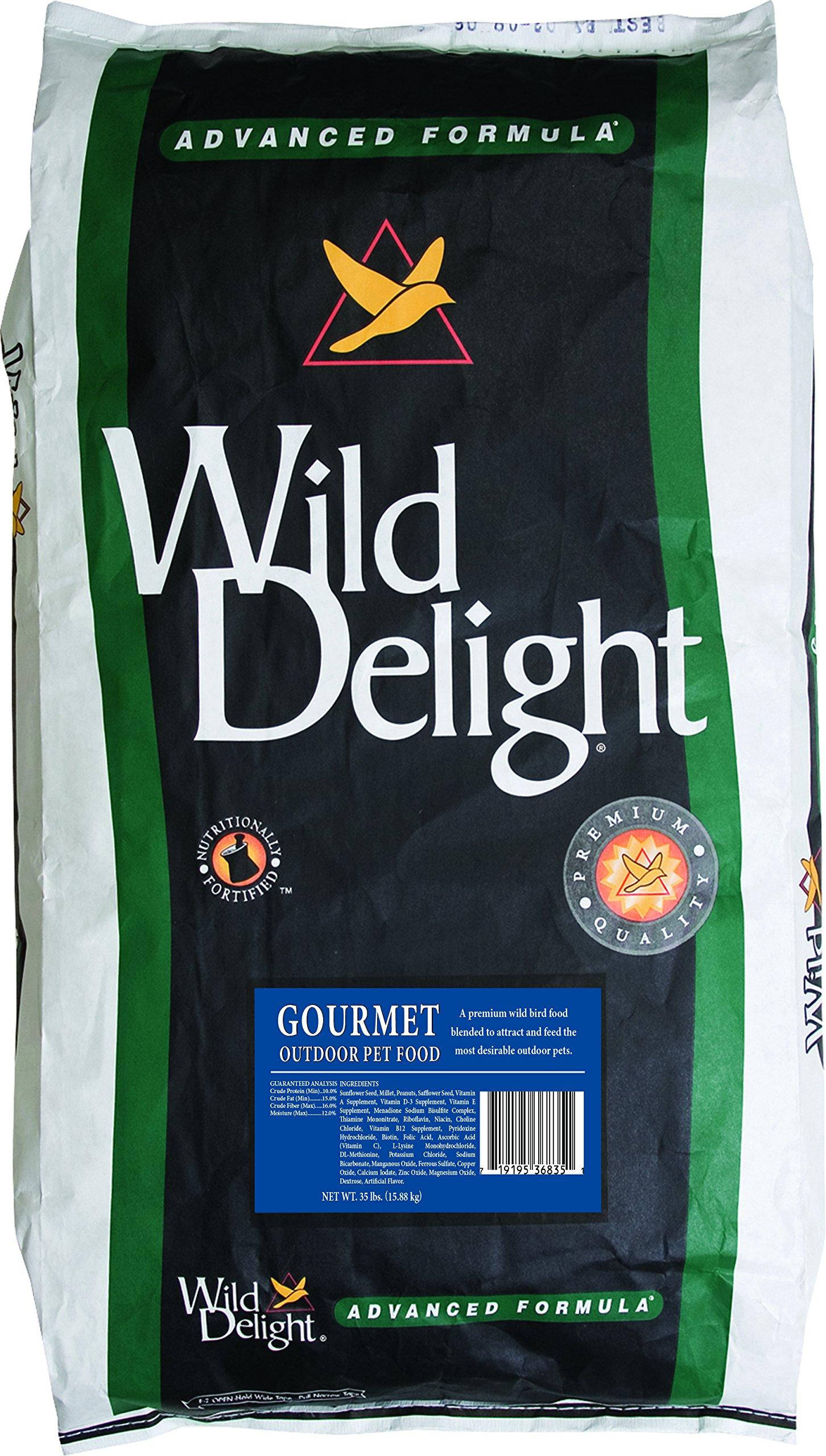 Wild Delight Gourmet Outdoor Pet Food, 35 lb