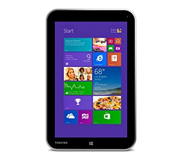 Toshiba Encore WT8-A32 - Tablet (1,33 GHz, Intel Atom, Z3740, 2 GB, DDR3-SDRAM, 2 GB) Negro, Plata: Amazon.es: Informática