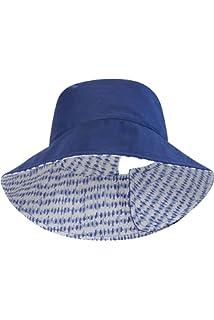 Mountain Warehouse Reversible Printed Womens Bucket Hat - 100% Cotton  Summer… 4956d2b5d65c