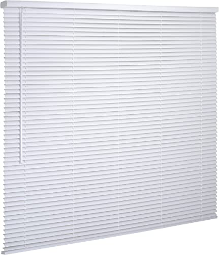 LOTUS WINDOWARE 1″ Cordless Vinyl Mini Blind