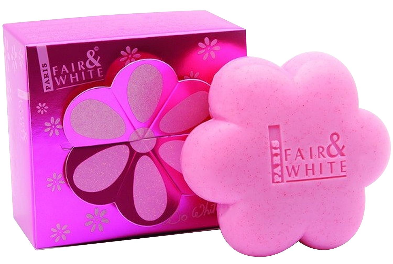 fair white so white savon gommant exfoliating soap 00023 new