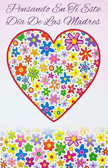 Amazon.com: Pensando en Ti este dia de las madres – feliz ...