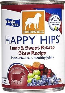 Dogswell Happy Hips Lamb & Sweet Potato - 12 X 13 Oz