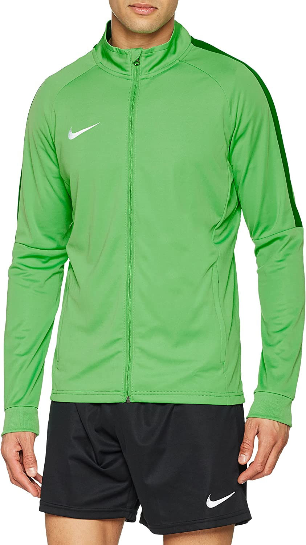 Chaqueta de futbol para hombre Nike Mens Dry Academy 18 Verde Green Spark//Pine Green//White talla del fabricante: L
