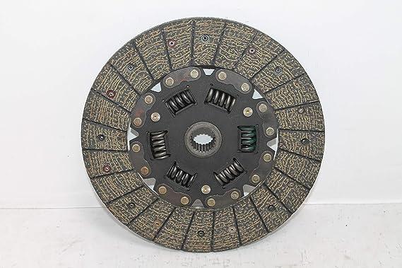 Disco de embrague Nissan 240 y 280Z 75-78 240-280Z 79-84 Cabstar 2,0L 78-00: Amazon.es: Coche y moto