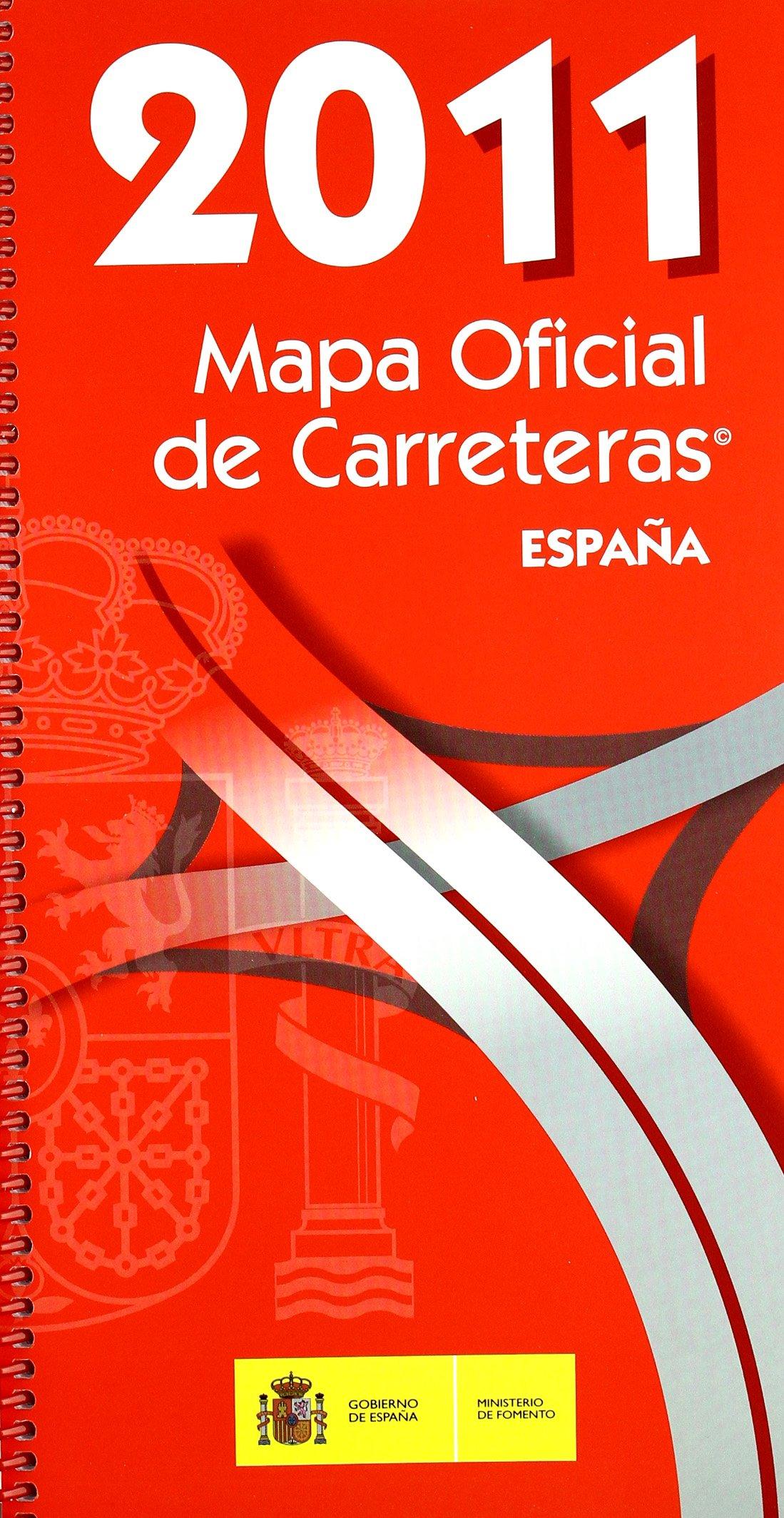 Mapa oficial de carreteras 2011 España y Portugal +CD: Amazon.es: Secretaría General Técnica. Centro de Publicaciones. Ministerio de Fomento: Libros