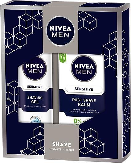 Afeitado Nivea Hombres Gift Pack: Amazon.es: Belleza