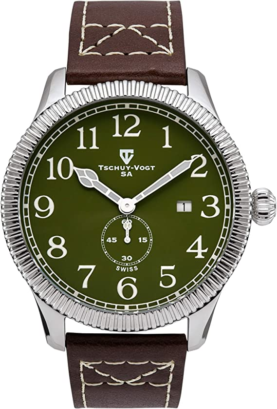 Tschuy-Vogt A24 Cavalier Mens Watch