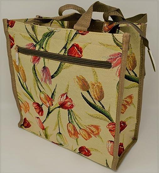Signare 312-Tulip Tulip Tapestry Shopper