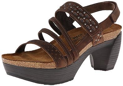 b79111e8f92e Naot Women s Relate Wedge Sandal