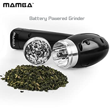 amazon com mamba electric herb grinder 20x faster than manual rh amazon com is manual stick shift better than automatic is driving manual better than automatic