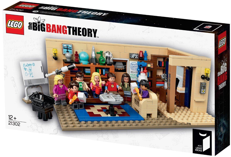 El nuevo Set de Big Bang Theory de LEGO