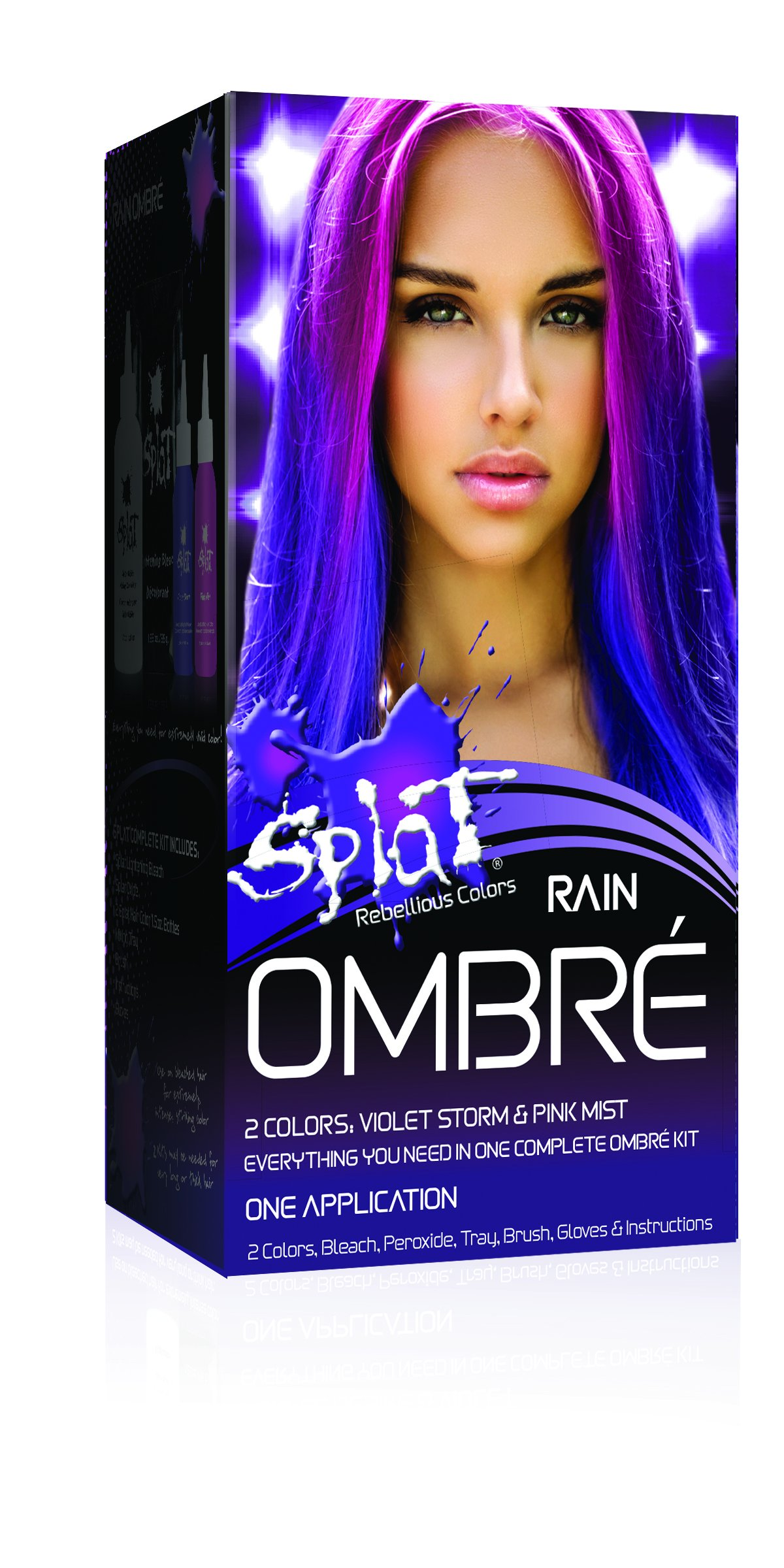 Amazon.com : 30 Wash Splat Kits (Ombre Ocean) : Beauty